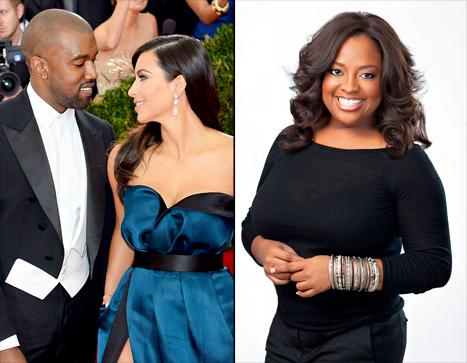 See Kim Kardashian, Kanye West's Wedding Invite, Sherri Shepherd's Husband Files For Divorce: Top 5 Friday Stories