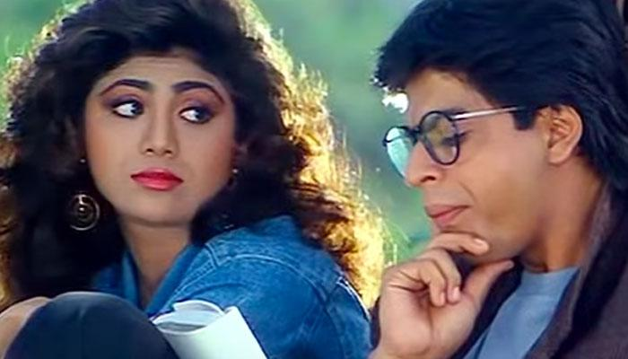 Baazigar: After making debut in 1992 with Deewana, Shah Rukh Khan took a major risk by doing a negative role in Abbas Mustan's 1993-thriller Baazigar. He played the role of Ajay Sharma, a young gentleman who is keen to take revenge from a person who has destroyed his family. It's still hard for audience to forget that moment in the film when SRK pushes Shilpa Shetty from the terrace. His negative portrayal in Baazigar also made him the win his first Filmfare for Best Actor Award.