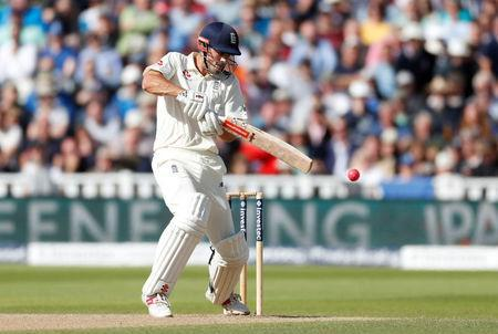 England's Alastair Cook in action Action Images via Reuters/Paul Childs