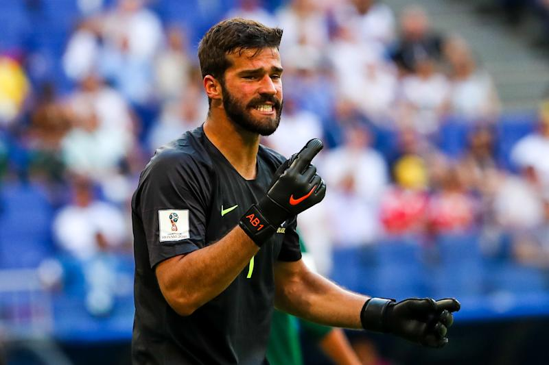 d5f0529f4 Liverpool agree world-record transfer fee for a goalkeeper