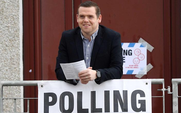 douglas ross - Peter Summers/Getty Images