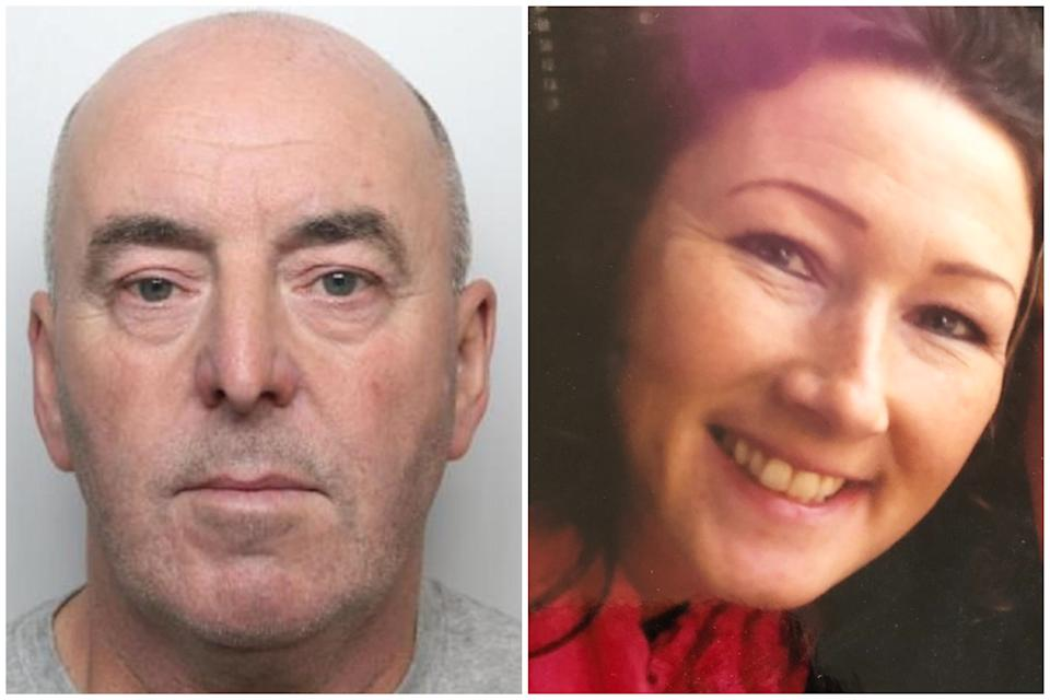 David Bestwick has been jailed for life for murdering Maria Howarth. (South Yorkshire Police)