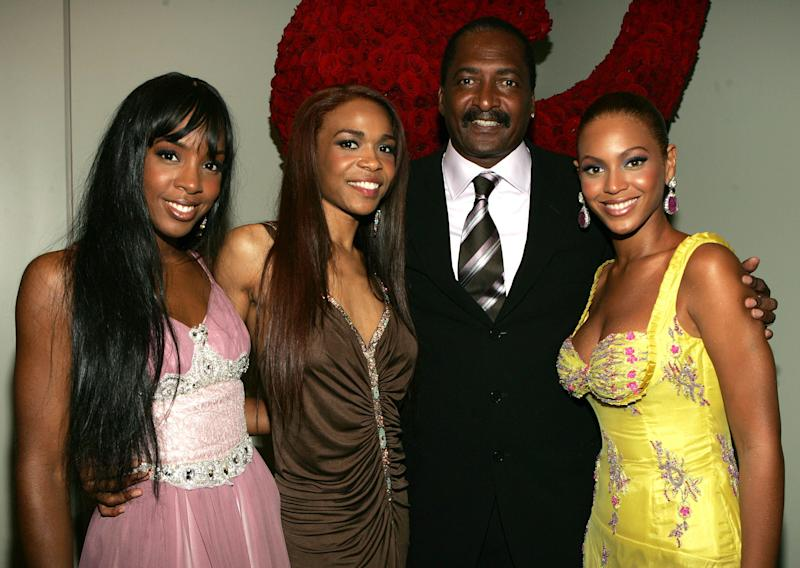 Beyonce's Father Mathew Knowles Has Breast Cancer