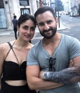 Saif Ali Khan new tattoo is taking the internet by surprise!