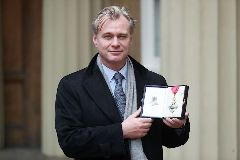 Christopher Nolan | Andrew Matthews/AFP/Getty