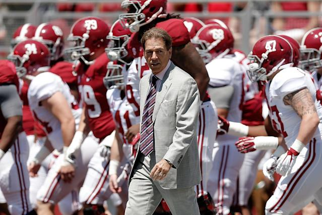 Andrew Bone of TideSports.com discusses Bama's favorite prospect from the Rivals 100 and how Nick Saban convinces top prospects to compete for spots on his roster every year.