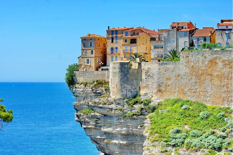 "<p>Geographically closer to Italy, this French island has a little bit of everything. According to <a href=""https://www.cntraveller.com/article/travel-guide-corsica"" rel=""nofollow noopener"" target=""_blank"" data-ylk=""slk:CN Traveler"" class=""link rapid-noclick-resp"">CN Traveler</a>, this is the island where Henry Matisse fell in love with color. Corsica is known for its amazing hiking trails in the lush, rugged nature reserve (cyclists, rejoice!), but for those who'd prefer to hang out at sea level, there's plenty to do, from snorkeling to sunning and swimming. So outdoor adventure-seekers will especially love it. </p>"
