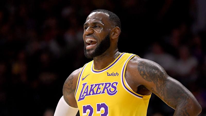 LeBron playing for Lakers 'pretty fun' for fans – Durant