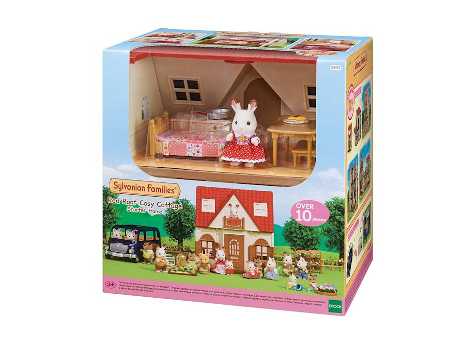 Sylvanian Families red roof cosy cottage: Was £68.83, now £15.19,  Amazon.co.uk (Amazon)