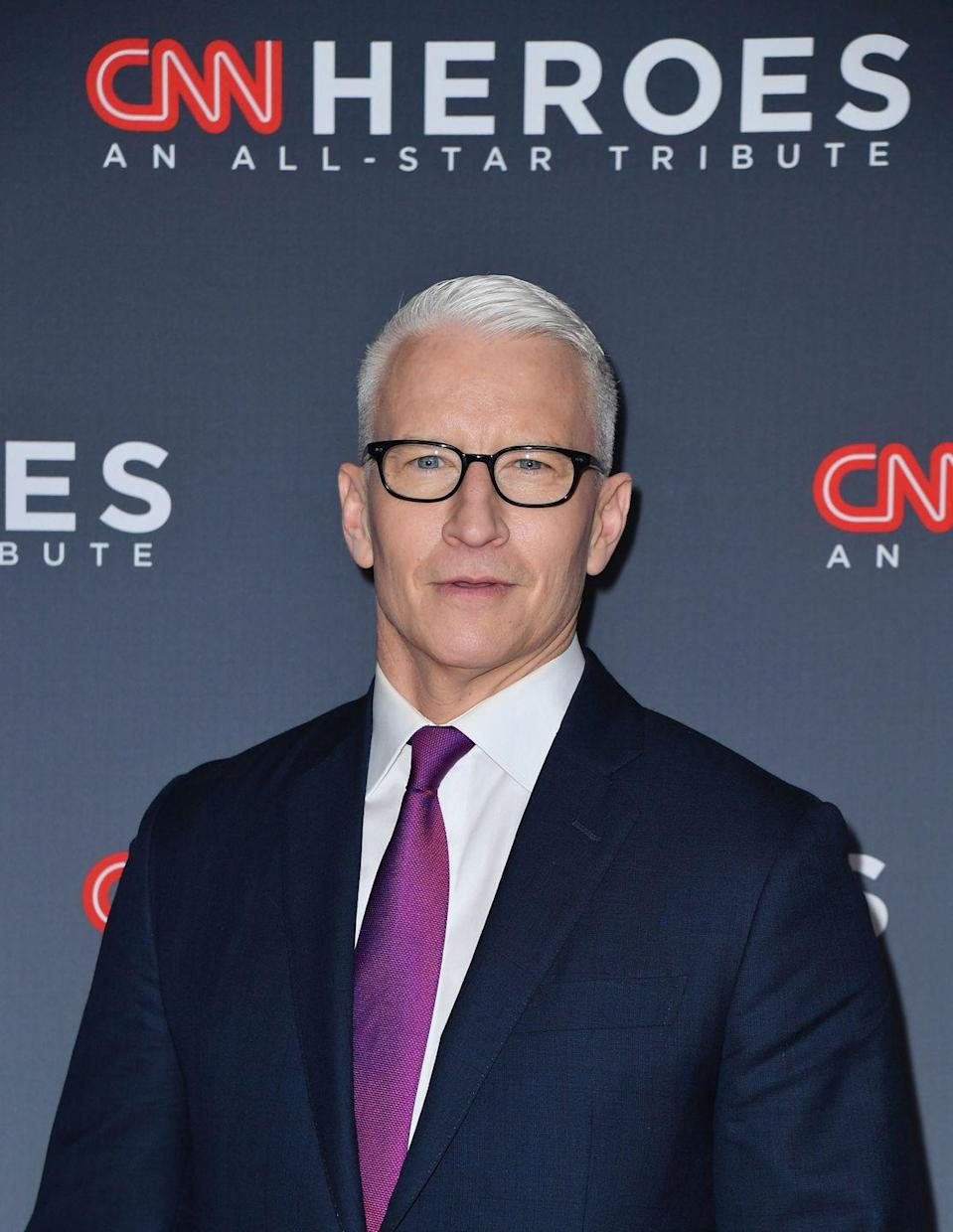 <p><strong>Schedule: </strong>April 19 - April 30</p><p>When he's not anchoring <em>Anderson Cooper 360 </em>on CNN or reporting for <em>60 Minutes</em>, Anderson will be reading off clues on <em>Jeopardy! </em>in the early evening. </p>