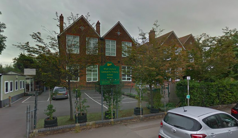 West Oxford Community Primary School accidentally hired child-killer Iria Suarez-Gonzalez and was only exposed when a whistleblower contacted police. (Google)