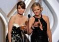 Amy Poehler Reveals Who Wrote Her James Cameron Torture Joke For The Golden Globes