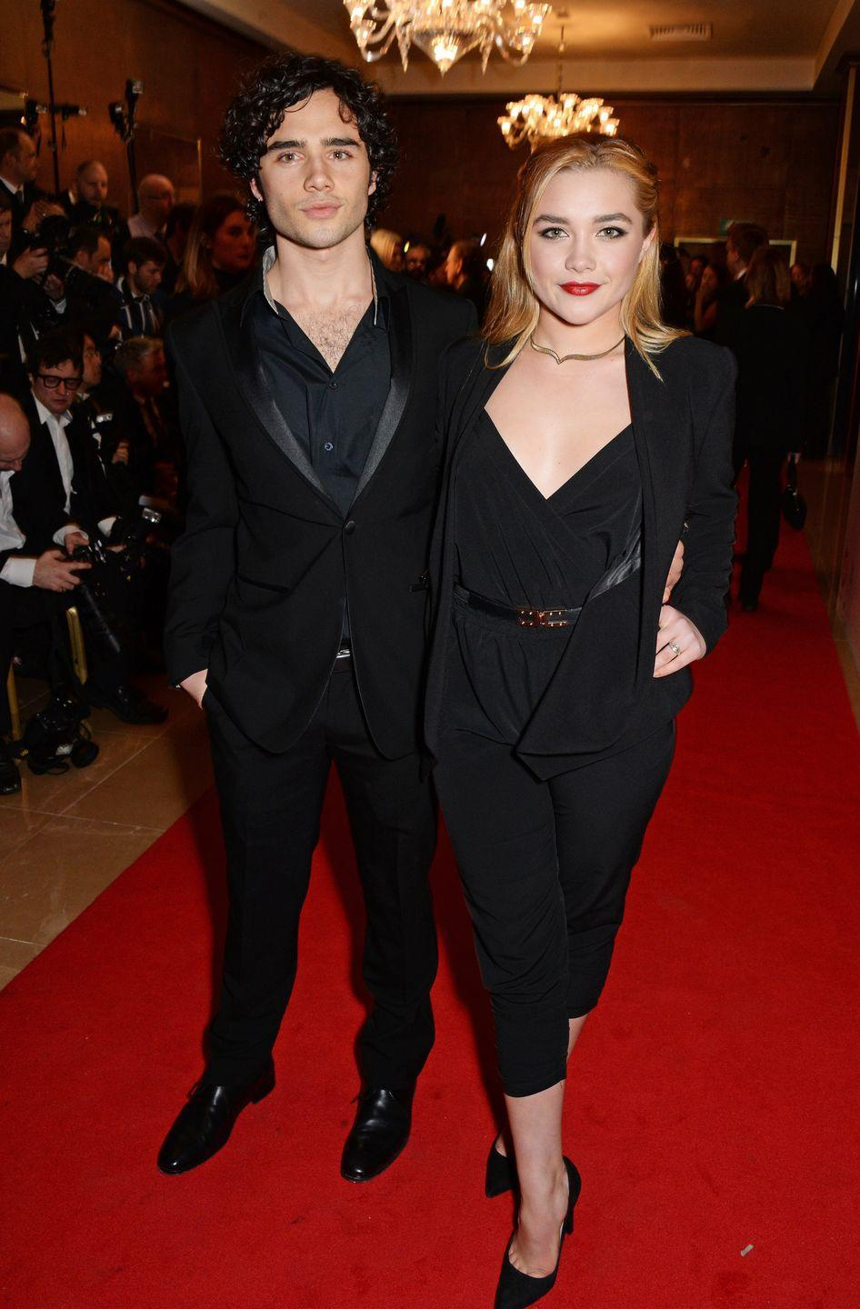 <p>Acting runs in the family for Little Women star Florence Pugh — her older brother, Toby Sebastian, played Trystane Martell in season five of Game of Thrones.</p><p>Not many people realise the connection because he dropped his surname (his name is actually Sebastian Toby Pugh).</p>