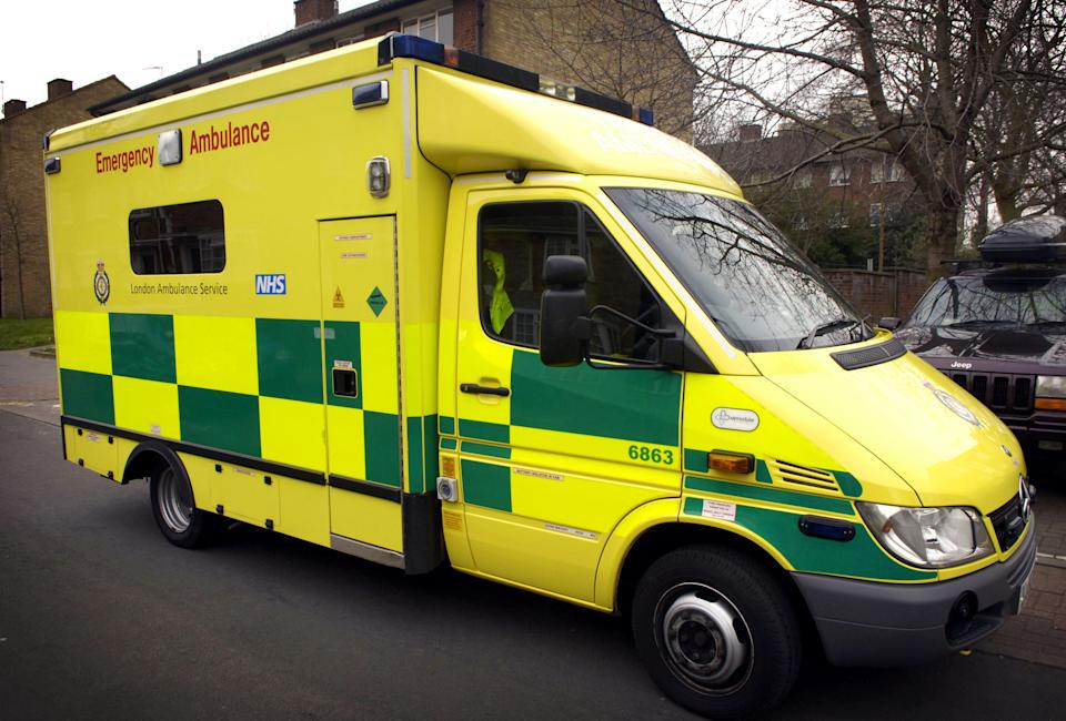 The Ambulance took four hours to arrive, it was claimed (Rex)