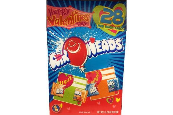 Valentines Candy Ranked airheads