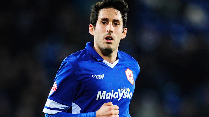 Peter Whittingham, pictured here in action for Cardiff City in 2015.