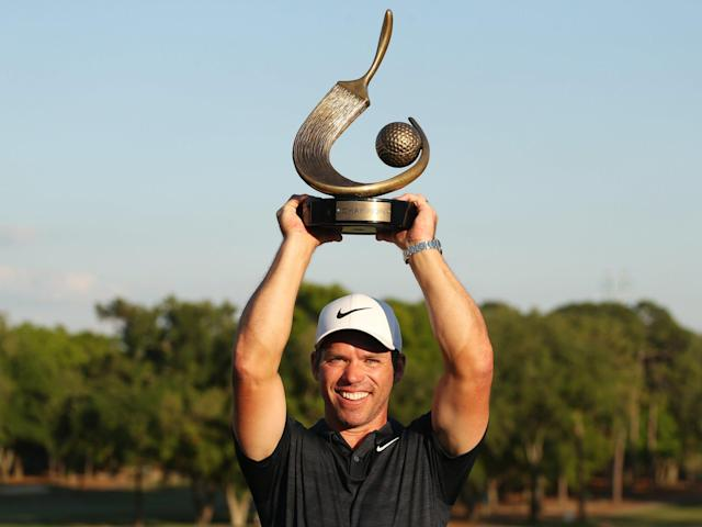 Paul Casey heads to the Masters filled with confidence after retaining Valspar Championship title