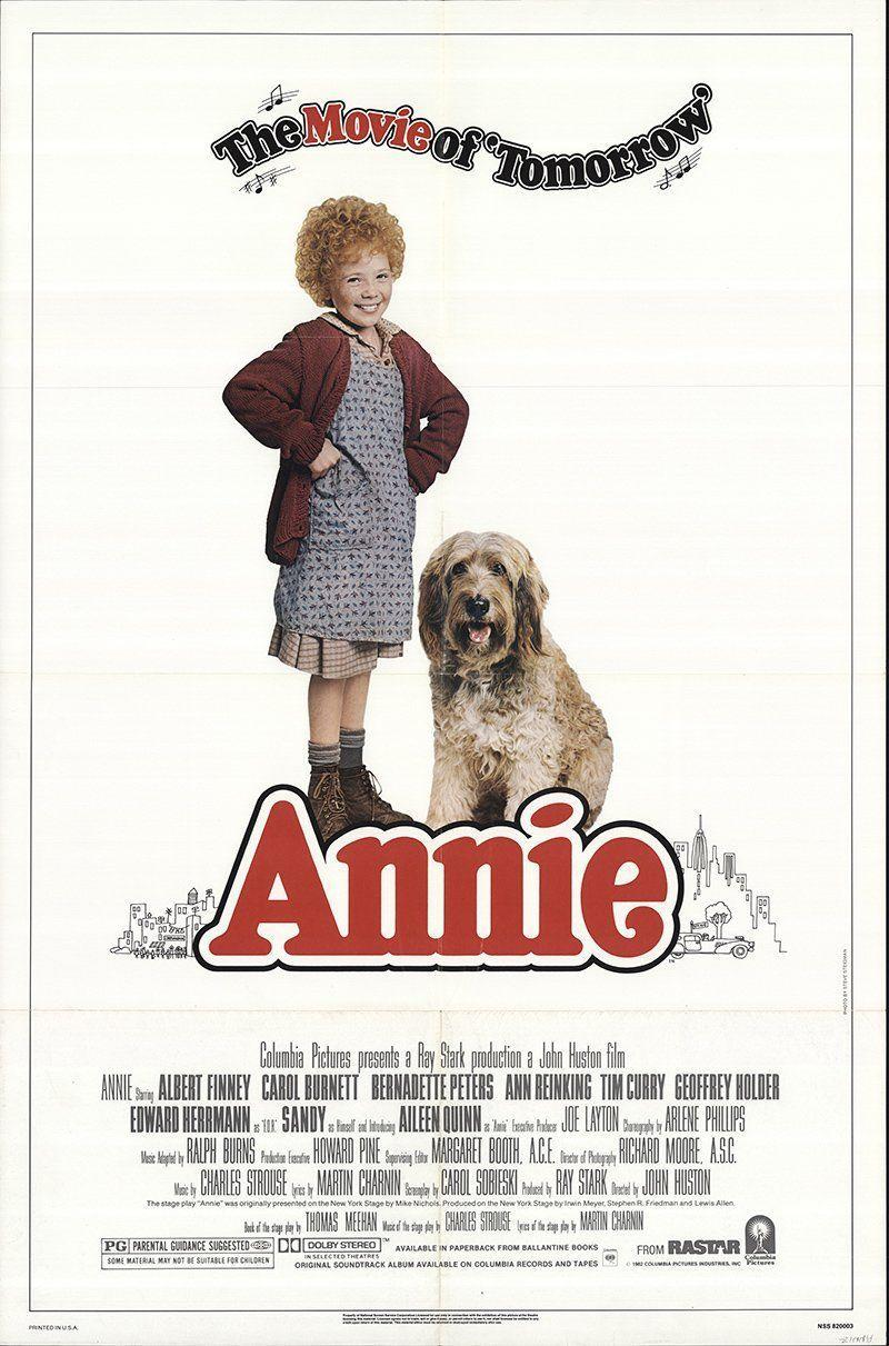 """<p>Though this movie has been made <a href=""""https://www.etonline.com/movies/153495_a_look_back_at_the_many_different_versions_of_annie_through_the_years"""" rel=""""nofollow noopener"""" target=""""_blank"""" data-ylk=""""slk:several times"""" class=""""link rapid-noclick-resp"""">several times</a>, an <em>Annie</em> production is only as good as its Miss Hannigan. Carol Burnett's portrayal in the 1982 version sets the bar pretty high. </p><p><a class=""""link rapid-noclick-resp"""" href=""""https://www.amazon.com/Annie-Albert-Finney/dp/B00196YNWU/ref=sr_1_2?tag=syn-yahoo-20&ascsubtag=%5Bartid%7C10072.g.27734413%5Bsrc%7Cyahoo-us"""" rel=""""nofollow noopener"""" target=""""_blank"""" data-ylk=""""slk:WATCH NOW"""">WATCH NOW</a></p>"""
