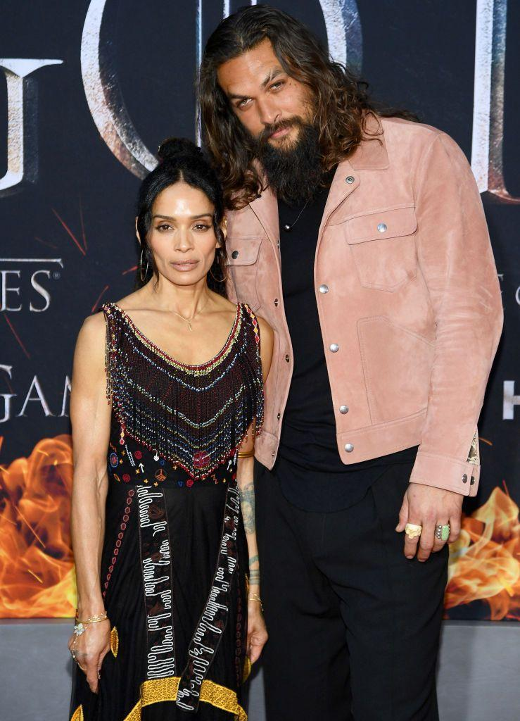 """<p>More than a decade later, Bonet married <em>Game of Thrones</em> star Jason Momoa in secret. The couple values their privacy and didn't make their marriage public until 2017, according to <a href=""""https://www.usmagazine.com/celebrity-news/news/jason-momoa-lisa-bonet-officially-marry-in-secret-wedding/"""" rel=""""nofollow noopener"""" target=""""_blank"""" data-ylk=""""slk:Us Weekly"""" class=""""link rapid-noclick-resp""""><em>Us Weekly</em></a>. </p>"""