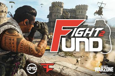 Torque Esports Corp.'s esports tournament and broadcast operations group, UMG Media Ltd. has partnered with FaZe Clan to create an online Call of Duty: Warzone Pro-AM tournament to raise funds for groups impacted by COVID-19.