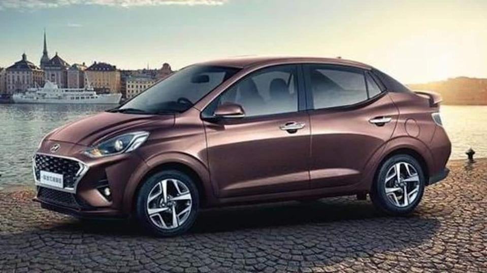 Hyundai AURA, with visual updates and new features, goes official