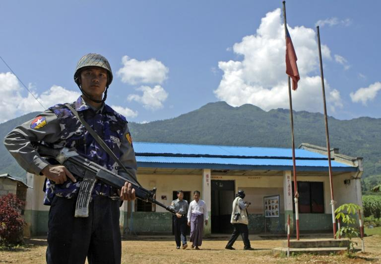 Kokang is a Chinese-speaking region in Myanmar's Shan state which experienced an outbreak of clashes in 2009 and 2015