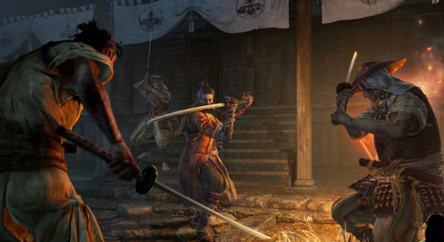 'Sekiro: Shadows Die Twice' brings 'Dark Souls'-style gameplay to Japan's Sengoku period. It will be hard.