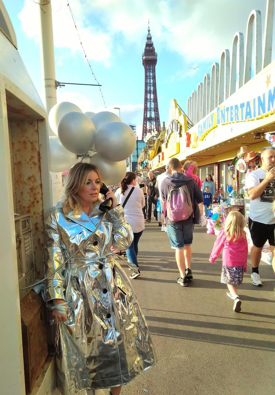 Little Boots in Blackpool