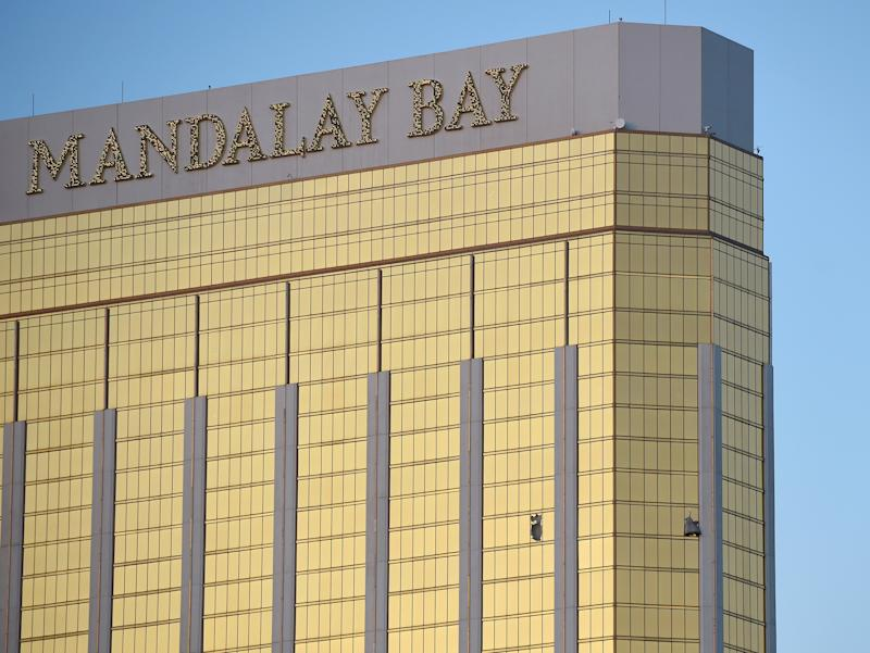 Las Vegas Gunman's Hotel Room Won't Be Rented Again