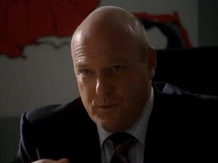 dean norris on the west wing