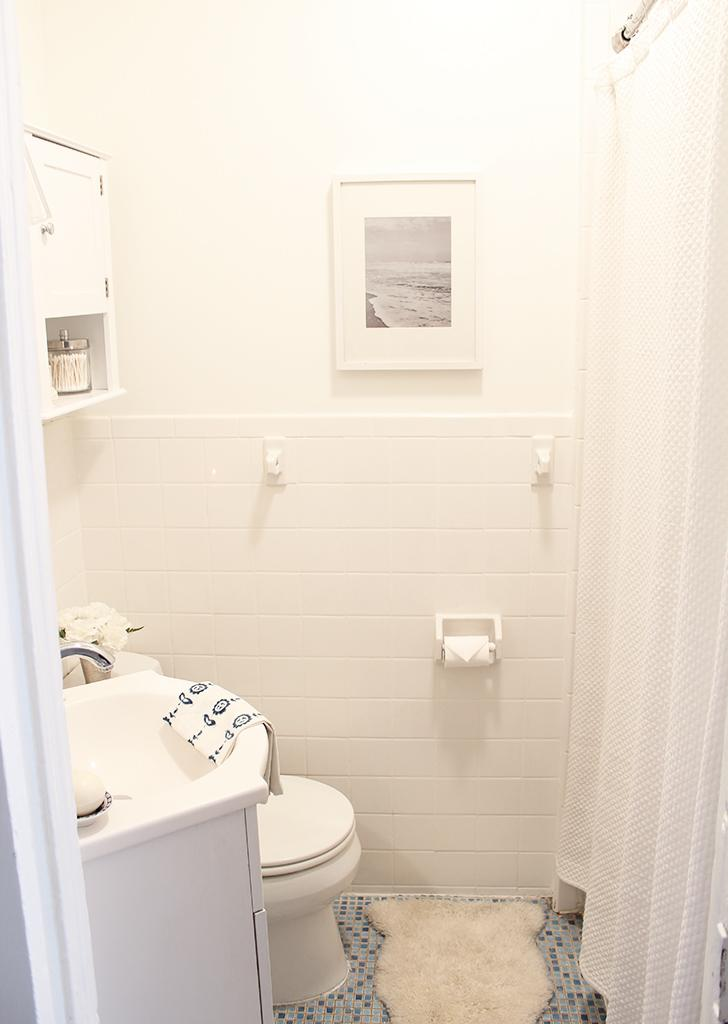 I Flipped My Tiny Bathroom For 200 And You Can Too