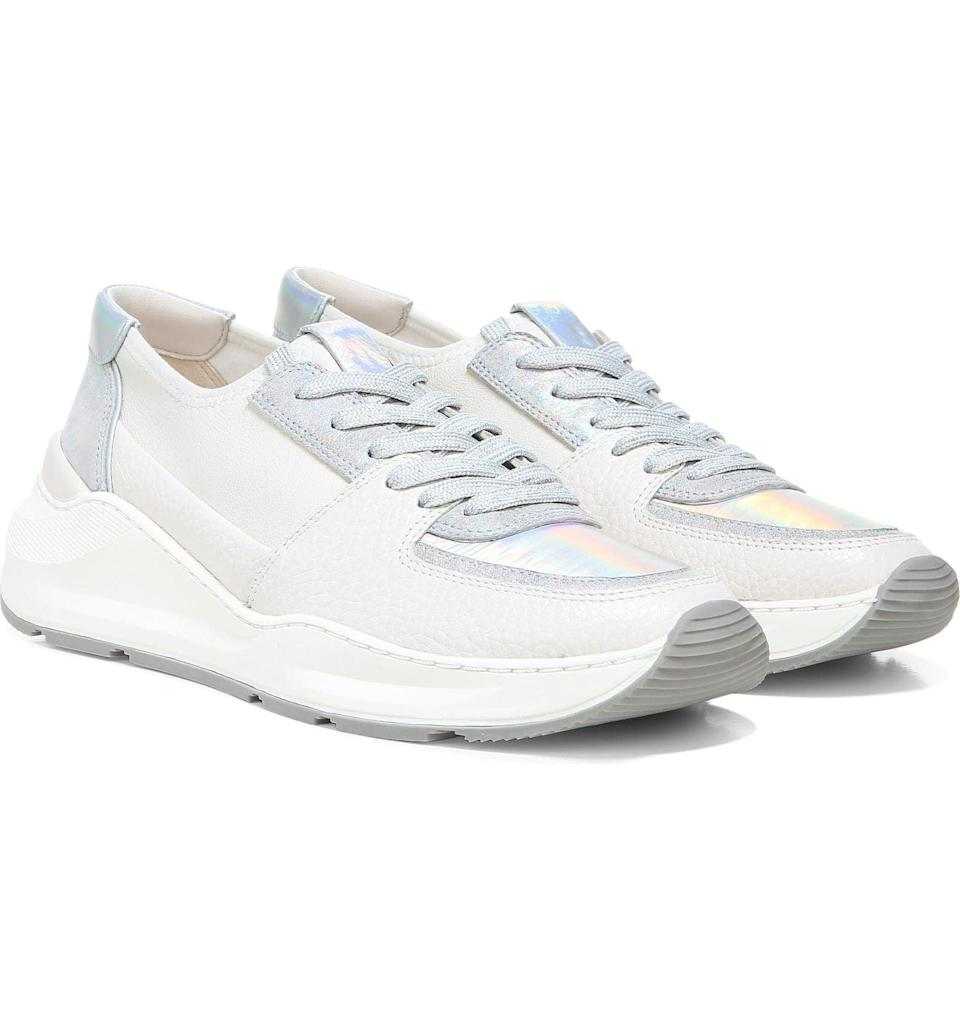 <p>These <span>27 Edit Bev Sneakers</span> ($81, originally $135) look effortlessly stylish, making them ideal for everyday activities. Whether you're shopping or running errands, you'll get tons of compliments on them.</p>