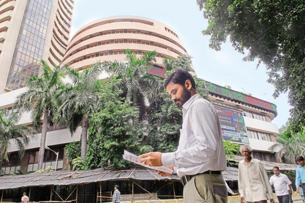 Closing bell: Sensex down 106 points, Nifty ends at 10821, banking stocks weigh