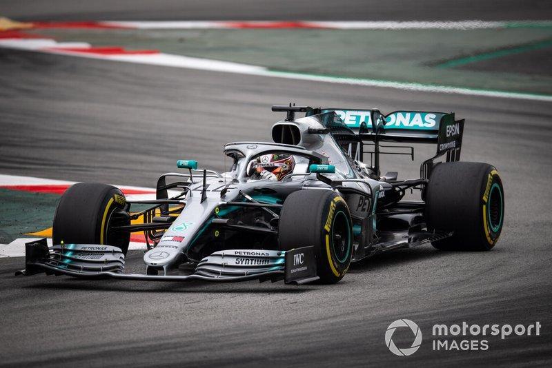 "Lewis Hamilton, Mercedes AMG F1 W10 <span class=""copyright"">Simon Galloway / Motorsport Images</span>"
