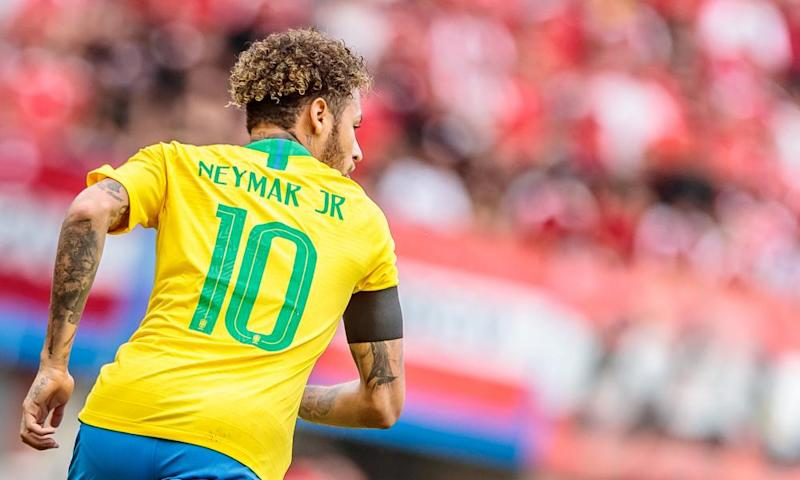 Neymar is well rested, in form and ready for revenge on Germany.