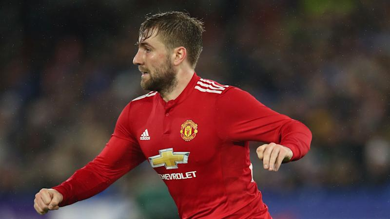 Mourinho has 'no problem' turning to Shaw if Young unavailable