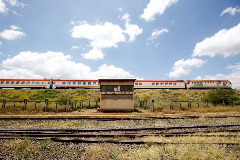 The Wider Image: Some Kenyans say Chinese-built railway leaves them in the dust