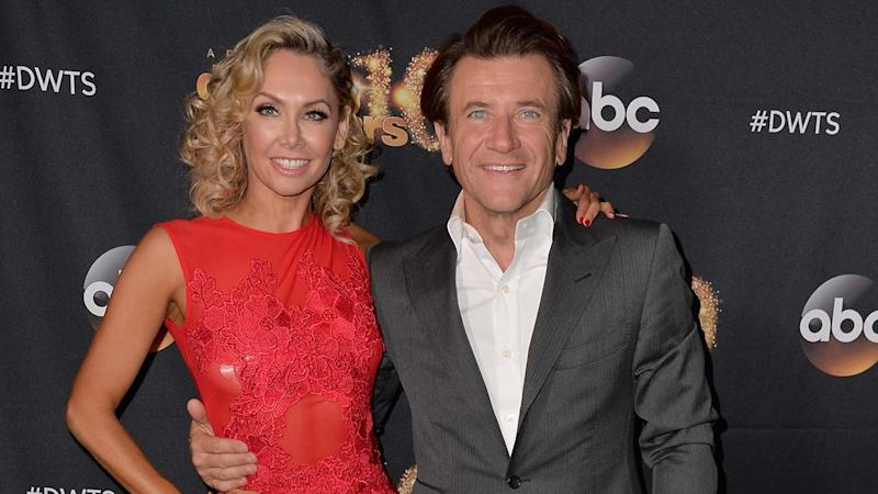Kym Johnson and Robert Herjavec Expecting First Child Together!