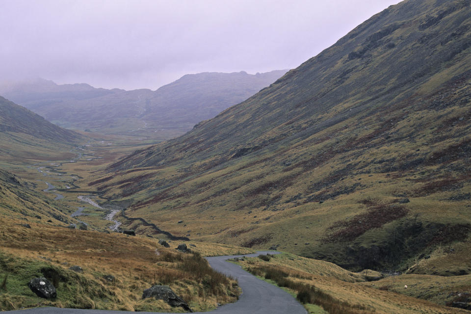 The beautiful but challenging Wynrose Pass (Getty Images)