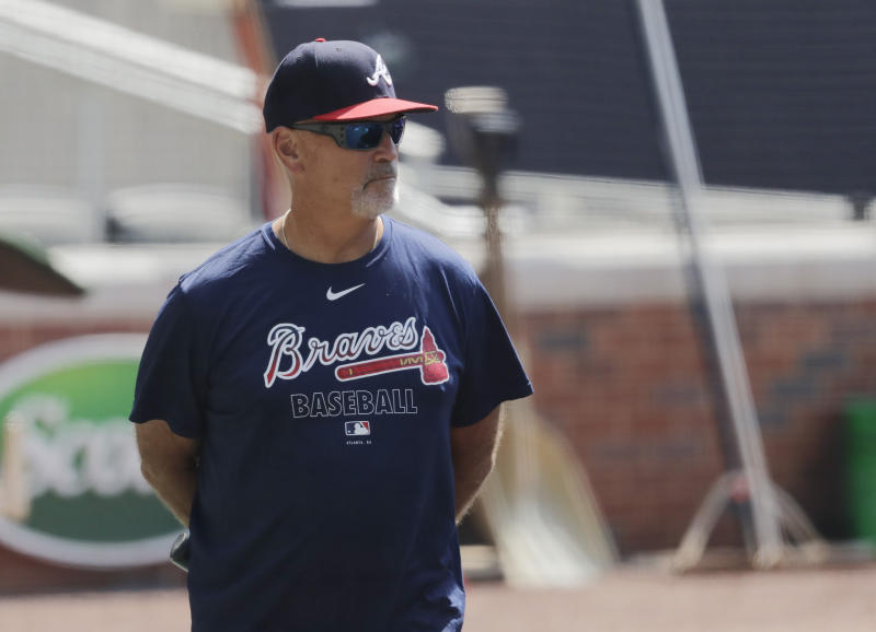 Braves star Freeman, 3 others test positive for virus