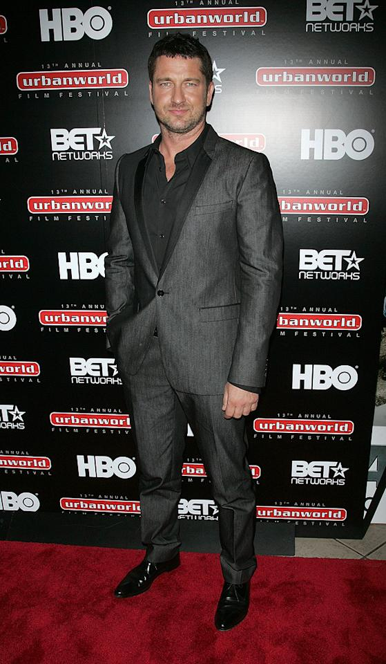 "<a href=""http://movies.yahoo.com/movie/contributor/1803248911"">Gerard Butler</a> at the New York City premiere of <a href=""http://movies.yahoo.com/movie/1810029276/info"">Law Abiding Citizen</a> - 09/23/2009"