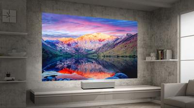 LG Electronics USA has teamed up with noted Los Angeles-based multimedia artist David Van Eyssen to present Projections, a collection of enthralling 4K Ultra HD digital artwork presented via the new LG CineBeam Ultra Short Throw 4K UHD Laser Projectors and critically-acclaimed LG OLED C9 TVs.