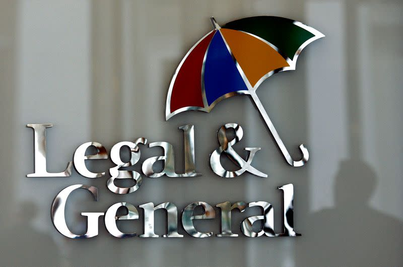 Legal & General plans debt issue after 8% rise in assets since end-March