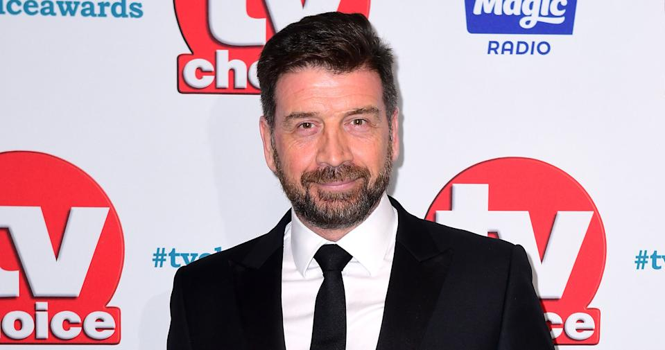 DIY SOS host Nick Knowles (PA Images0