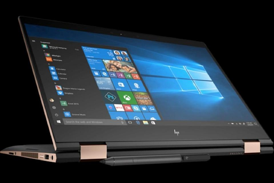 HP Spectre x360 photo