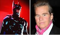 <p>Kilmer's lips certain look the part in Joel Schumacher's glossy sequel, but his Batman is a bit too milquetoast to be a success. </p>