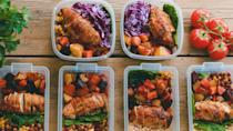 """<p><span>If you're looking for a delicious plan that keeps your diet on track, Diet-to-Go checks all the boxes. You can order three meals a day to cover your breakfast, lunch and dinner — or scale back as you need. </span></p> <p><b>How Much Does Diet-to-Go Delivery Cost? </b><span>Starts at $12.20 per meal</span></p> <p><b>Is Diet-to-Go Delivery Worth It? </b><span>Although the diet menu is delicious, it may be too expensive for many on a budget.</span></p> <p><b>Who Is Diet-to-Go Best For?</b></p> <ul> <li><span>Best for dieters — meal plans include balanced, vegetarian and keto/low-carb.</span></li> <li><span>Best for foodies; it's highly rated for taste by Epicurious.</span></li> <li><span>Skip if you're looking for daily fresh meals because meals are only delivered twice per week.</span></li> <li><span>Skip if you are on a budget that won't allow for a pricier </span>meal delivery service.</li> </ul> <p><em><strong>See: <a href=""""https://www.gobankingrates.com/saving-money/food/costly-mistakes-making-grocery-shopping/?utm_campaign=1013201&utm_source=yahoo.com&utm_content=23"""" rel=""""nofollow noopener"""" target=""""_blank"""" data-ylk=""""slk:Costly Mistakes People Make While Grocery Shopping"""" class=""""link rapid-noclick-resp"""">Costly Mistakes People Make While Grocery Shopping</a></strong></em></p>"""