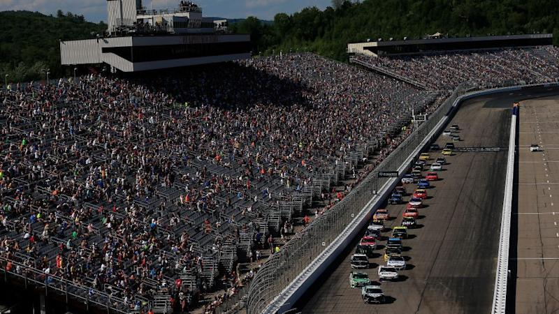 What upcoming NASCAR Cup races fans can attend