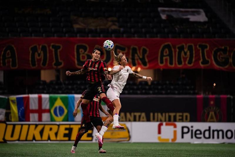 Brek Shea rises to the occasion and Inter Miami earns first road win 2-1 over Atlanta