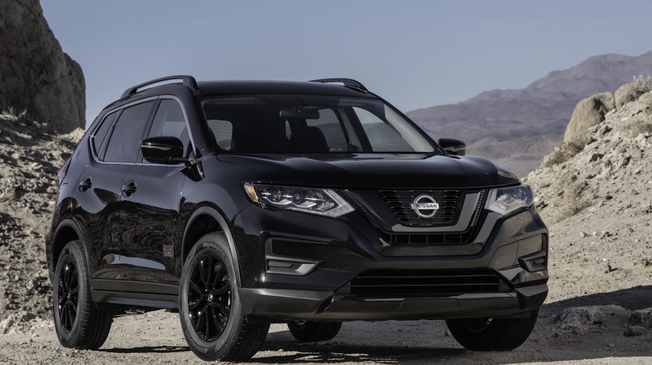 <p>Movie-themed special edition cars are nothing new, but the Rogue One-inspired Nissan Rogue Star Wars car is one of few examples to not be featured anywhere in the film it's connected to. Featuring blacked-out trim and a bunch of Star Wars easter eggs, it's the perfect car for any mega-fan out there. </p>
